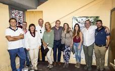 Roca Rey emociona al palco de Diario LA RIOJA