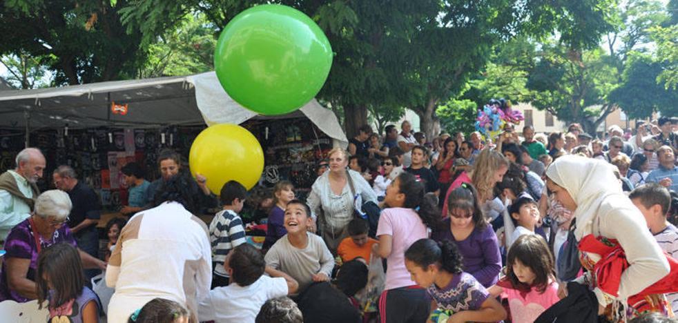 Las fiestas de la Virgen del Campo de Casalarreina se celebran desde hoy hasta el martes