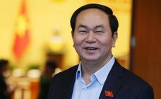 Fallece el presidente de Vietnam tras una larga enfermedad