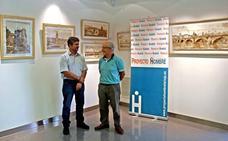 Exposición 'Encantos de La Rioja', en Ibercaja