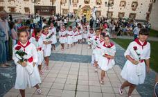 Inicio de las fiestas de Nuestra Señora de Allende y Gracias en Ezcaray