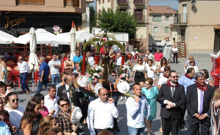 Fiestas en Rincón de Olivedo