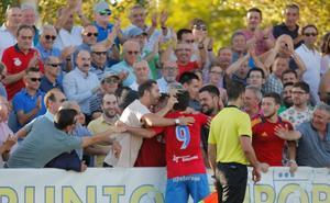 Los goles del Calahorra-UDL: Ubis y Goñi, goleadores rojilllos