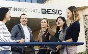 ESIC presenta en Logroño la oferta de másters que impartira en su campus de Navarra