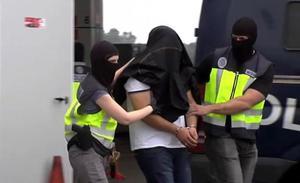 La brigada femenina del Daesh acepta hasta cinco años de cárcel
