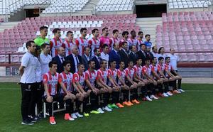 Sergio Rodríguez, presente en la foto oficial