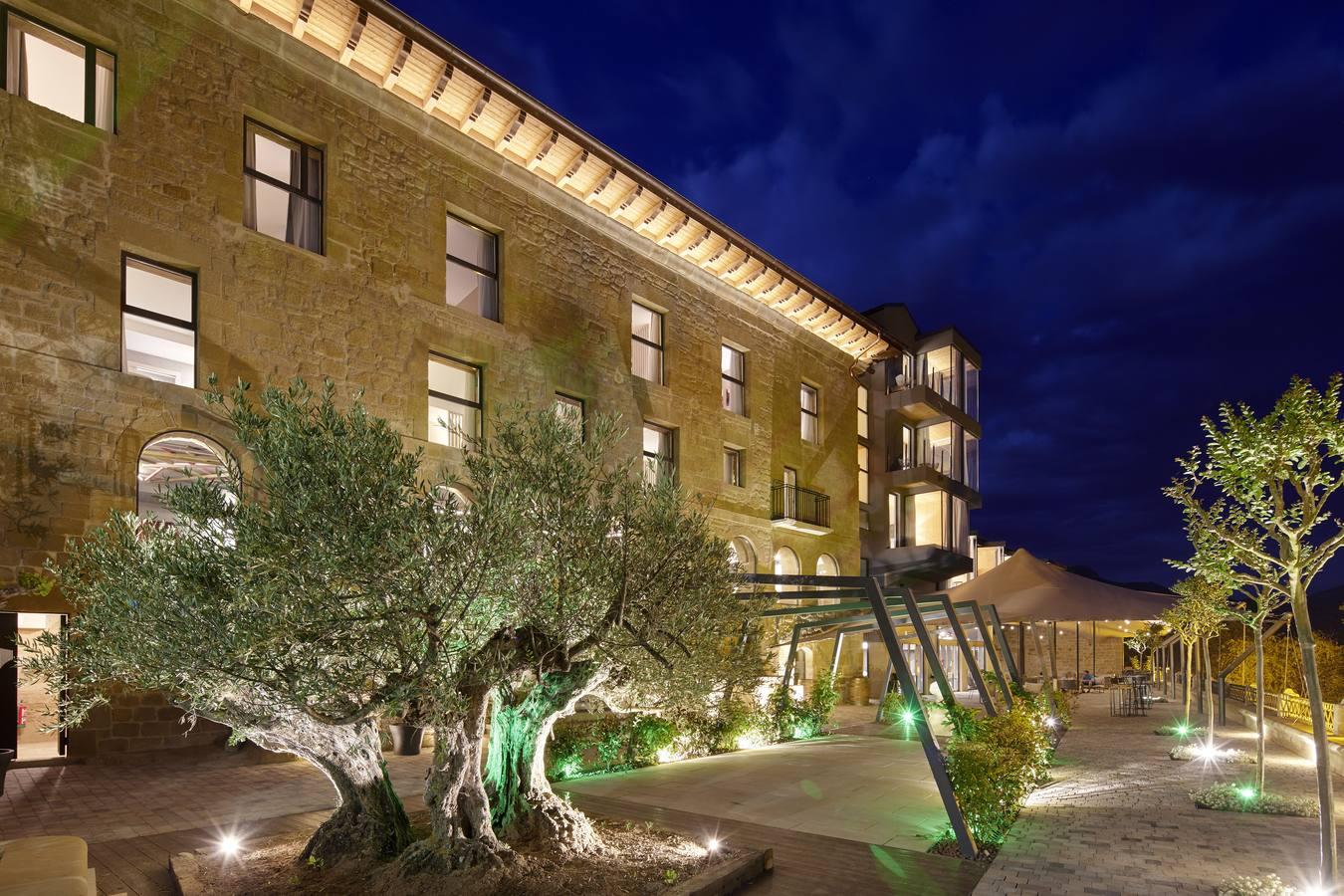 El Palacio Tondón de Briñas resucita como hotel de cuatro estrellas