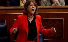 Delgado se enroca en el cargo ante la presión creciente de PP y Ciudadanos