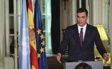 Pedro Sánchez convierte a Dolores Delgado en víctima de «un corrupto» y avisa de que no acepta «chantajes»