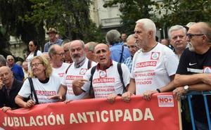 Los partidos pactan actualizar las pensiones con el IPC