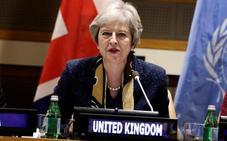 May dice que Reino Unido tendrá el menor impuesto de sociedades del G-20 tras el 'Brexit'