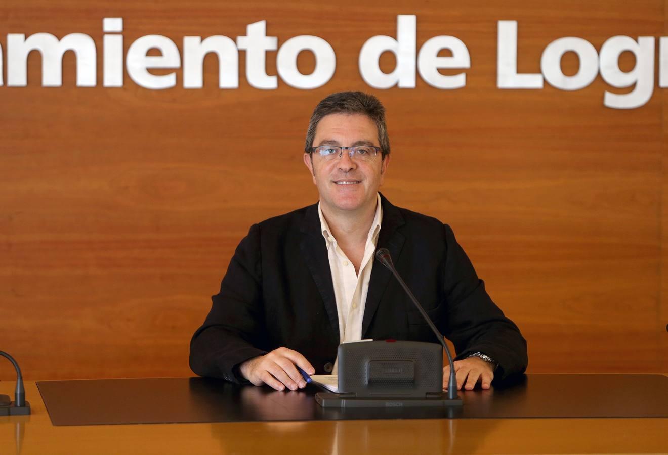 Cs exige que se cumpla el Plan de Innovación de Logroño, «incumplido al 90%»