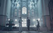 Varry Brava graba su último videoclip en Alfaro con el cantante de Miss Cafeína