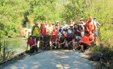 Recorrido por el Camino Natural del Ebro GR-99