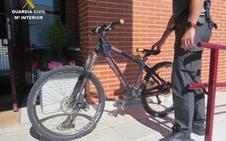 Identificados seis adolescentes por robar bicicletas en Haro