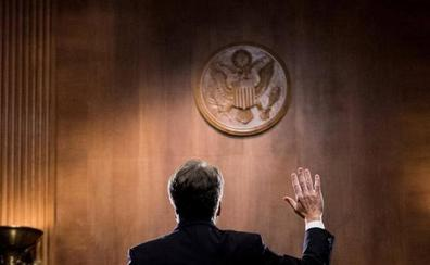 Kavanaugh, frente a las mismas preguntas que redactó para Clinton por el caso Lewinsky