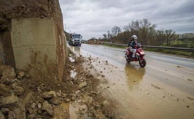 El PR pide obras de refuerzo en el Monte Cantabria para evitar desprendimientos