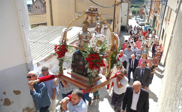 Fiestas en la Villa de Ocón