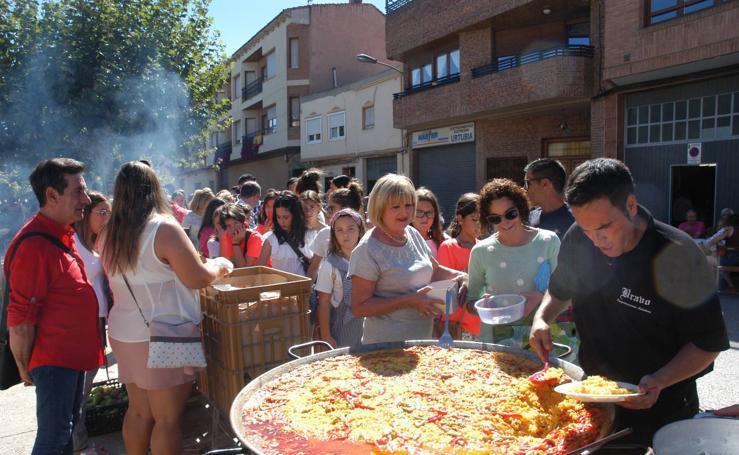 Rincón de Soto celebra San Miguel