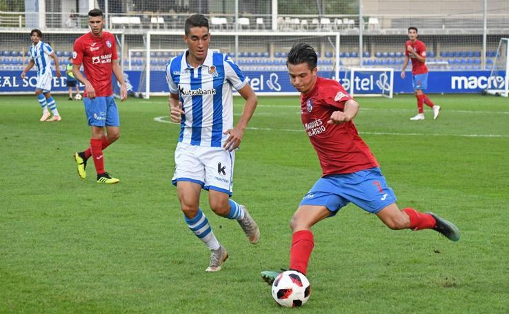 Real Sociedad B 1 - Calahorra 0
