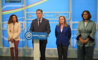 Pérez Pastor asegura que el Gobierno de Sánchez es un «intento de golpe de efecto»