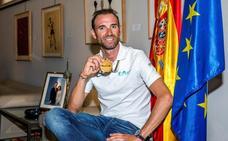 Valverde desvela que antes de retirarse le queda un sueño: disputar los Juegos de Tokio
