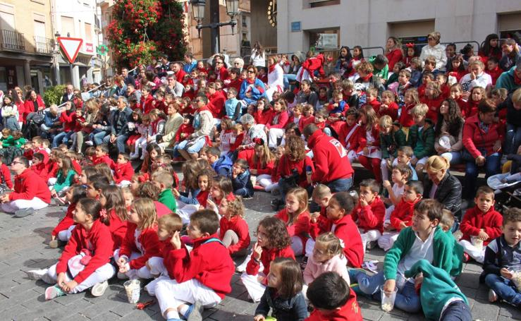 Recta final en fiestas de Arnedo