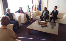 El embajador francés apoya el interés de proyectos galos para invertir en La Rioja