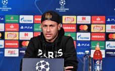 Neymar: «No voy a lloriquear toda mi vida»