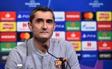 Valverde: «Cuando no consigues resultados es por algo»