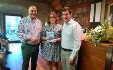 Exitosa presentación de la novela de Marta Eguiluz