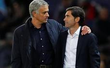 Aprobado del Valencia en Old Trafford en el examen final de Mourinho