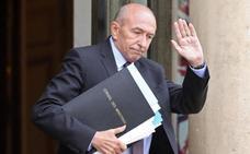 Macron acepta la dimisión del ministro de Interior