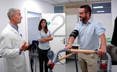 El servicio médico de Logroño Deporte ha realizado 338 reconocimientos desde su apertura