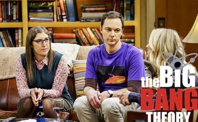 Capítulo de estreno en Big Bang Theory