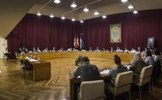 El pleno rechaza la consulta popular para las fechas mateas que pedían Cs y Cambia