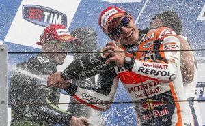 Honda y Ducati se citan en Buriram
