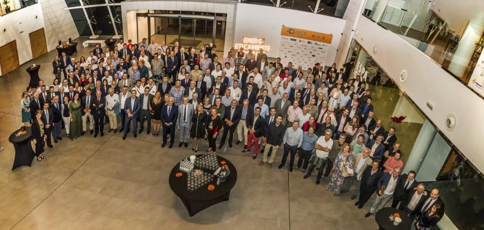 AIER celebra su cuarenta aniversario en el Würth