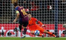 Messi, en modo 'The Best'