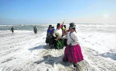Bolivia ya tiene mar