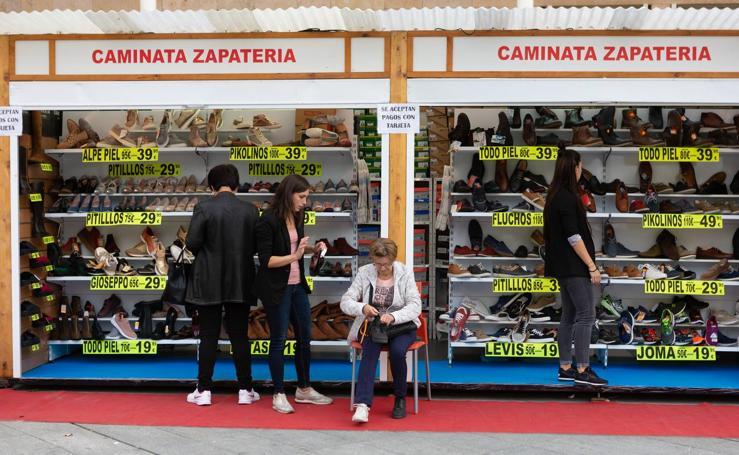 La Feria Stock Arsido representa al Logroño «más solidario e inclusivo»