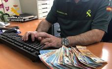 Una empleada de hogar roba 2.200 euros y pide después que le paguen el sueldo