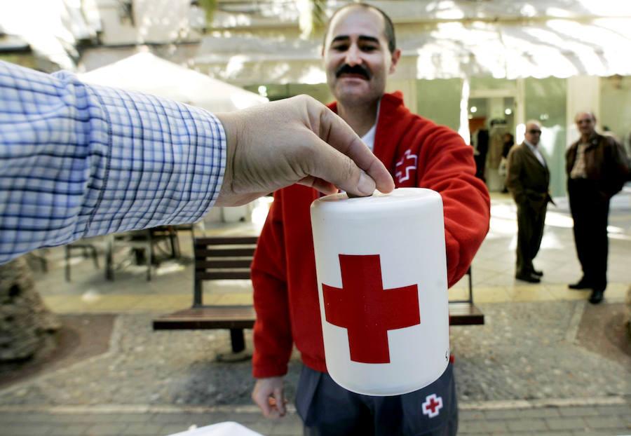 Cruz Roja dedicará los fondos del Día de la Banderita a la infancia y la juventud