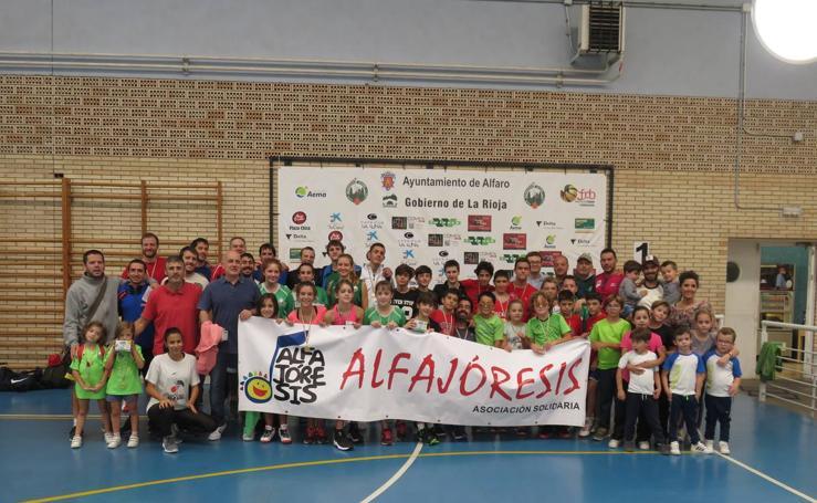 VI 2x2 Solidario por La India en Alfaro