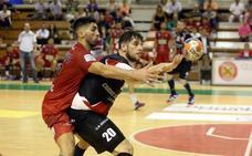 El Ciudad de Logroño araña un empate en Huesca