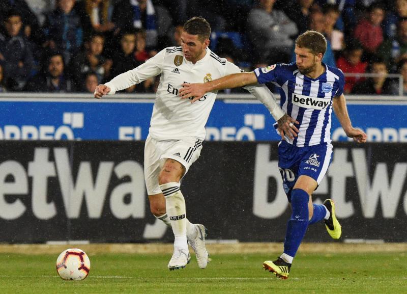 Ramos: «Destituir a Lopetegui sería una locura»