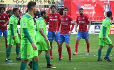 Los goles del Calahorra-Mirandés: castigo en el descuento