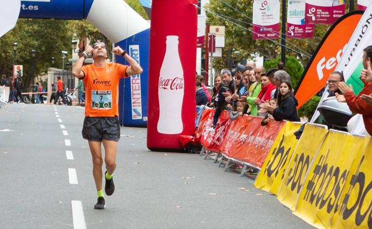 Maratón Ciudad de Logroño (II)
