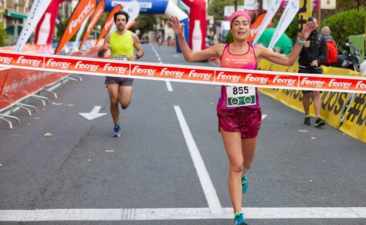Maratón Ciudad de Logroño (I)