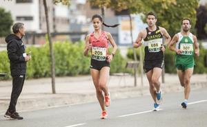 Fernández Pinedo reedita su victoria en Logroño